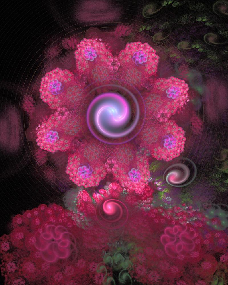 'LightFlower Rose' by SBricker