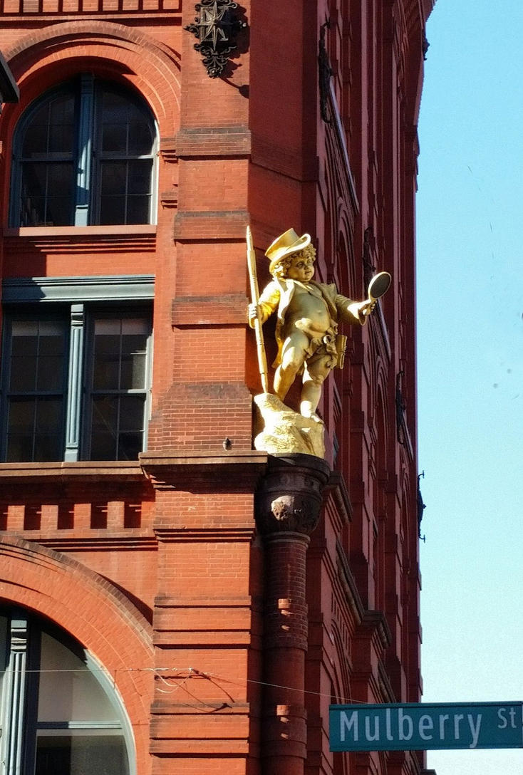Puck Building, NYC by TheLifeOfRick