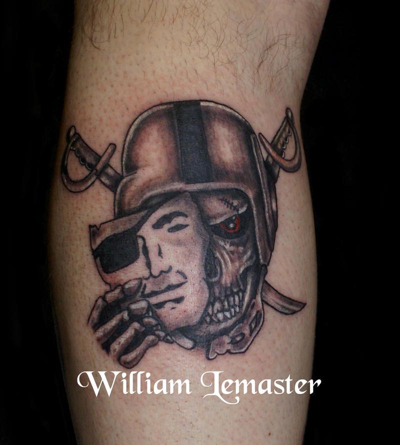Raiders Tattoo By Lemaster On Deviantart