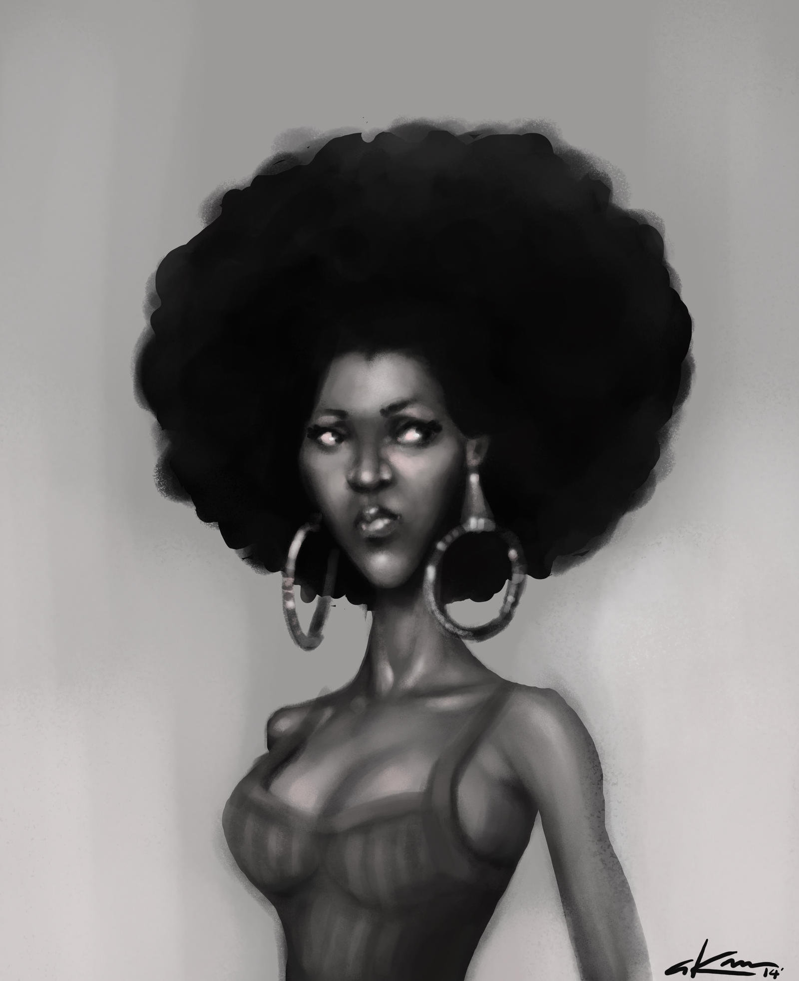 strong black woman Strong independent flawless queen fierce the list goes on it's a list of seemingly endless amounts of positive affirmations we tell black women about themselves, about ourselves it's.