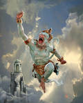 My superHero Hanuman