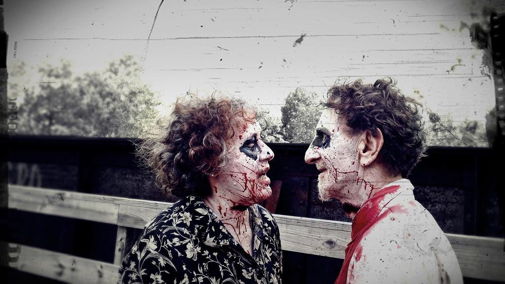 Til Death Promo Image by brickwallsam