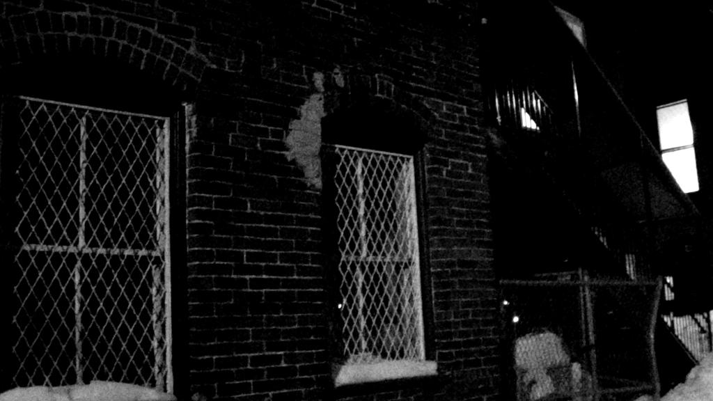 A City in the Dark 13 by brickwallsam