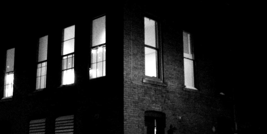 A City in the Dark 14 by brickwallsam