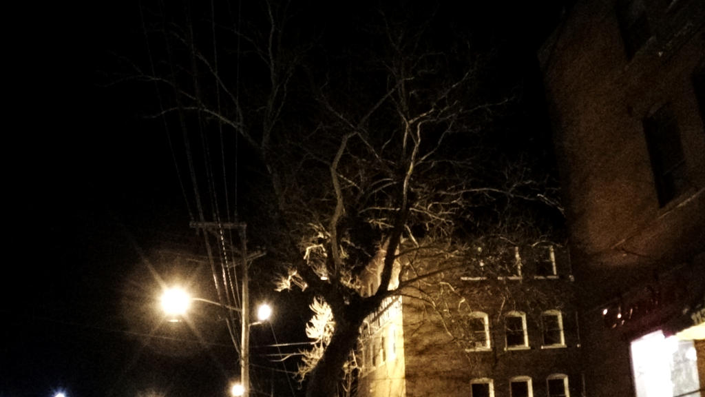 A City in the Dark 15 by brickwallsam