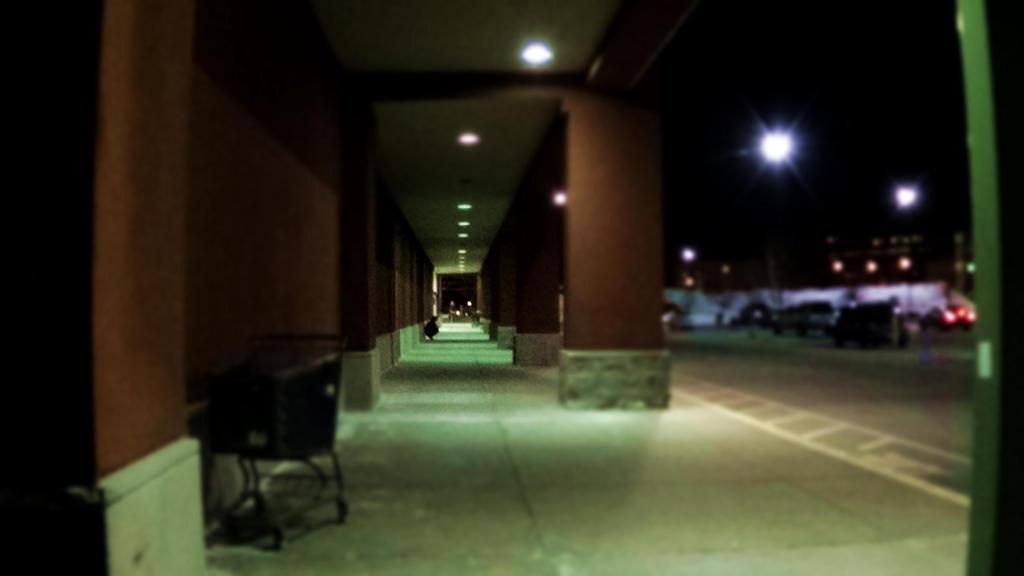 A City in the Dark 17 by brickwallsam