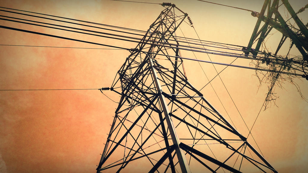 Electrical Tower 2 by brickwallsam