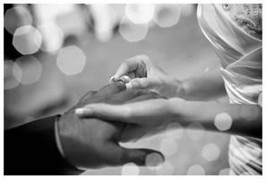 Wedding Ring by exoart