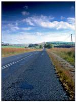 Lonely Road by exoart