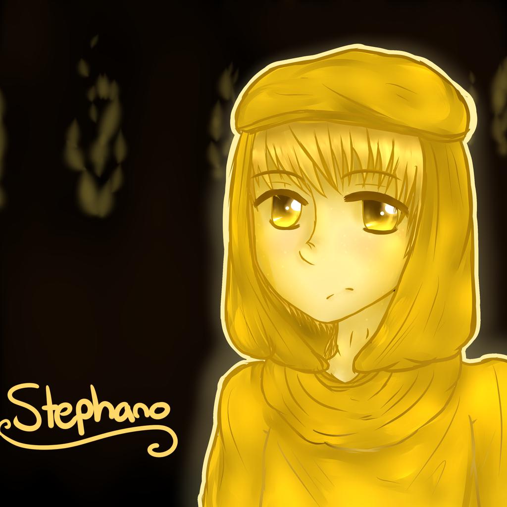 Stephano~! by happy-little-ghost on DeviantArt
