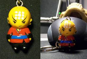 Tiny Omi Keychain by MentalFloss