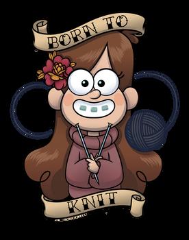 Born 2 Knit