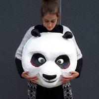 Kung Fu Panda Mask by blackpanda