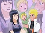 NaruHina - A Happy Family