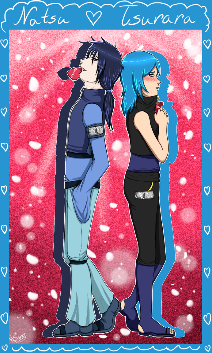 HFV - Valentine's ARC - The blooming love by narusasu2009
