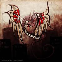 Forgotten Dragon by Rogerdatter