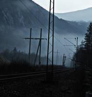 Rjukan by Rogerdatter