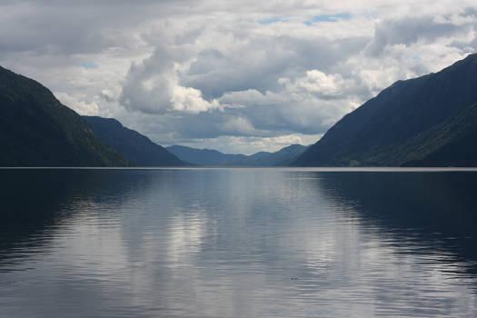 Stock Norway Lake