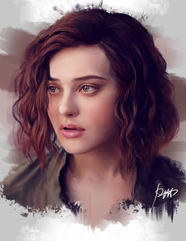 Hannah Baker Fanart