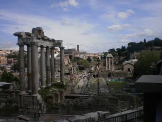 Just Rome by ZephyrWhisperer