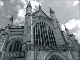 Winchester Cathedral 01 by Li33i