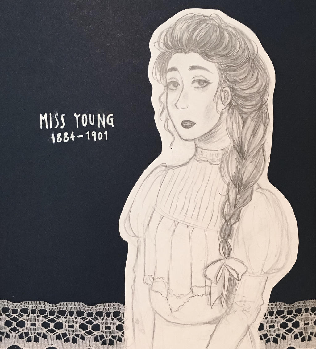 Miss Lillian Young by Li33i
