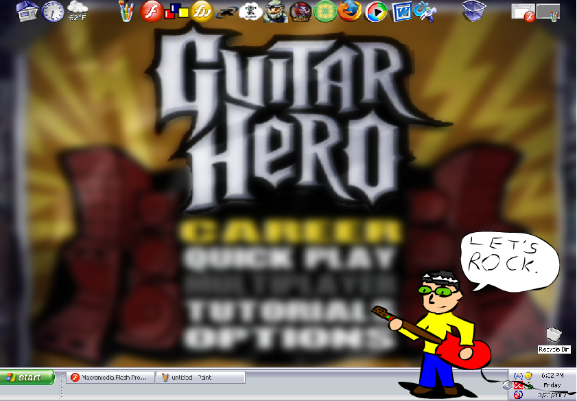Why its my desktop... by Gruducuuz