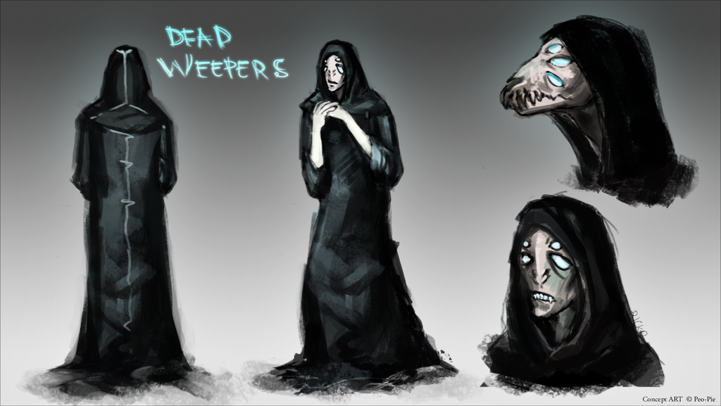 Dead weeper concept by R-r-ricko
