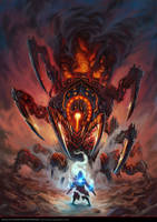 Steam Battle by Konstantin-Vavilov