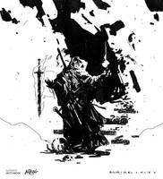 Day 15: Mysterious wanderer by Konstantin-Vavilov