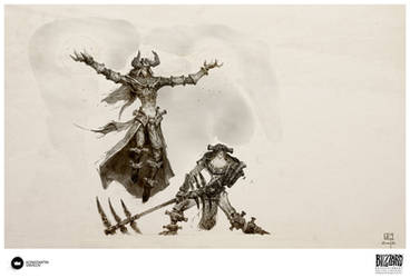 Book of Adria: A Diablo Bestiary | Morlu by Konstantin-Vavilov