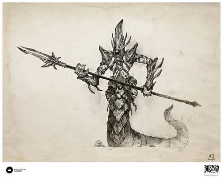 Book of Adria: A Diablo Bestiary | Deceiver
