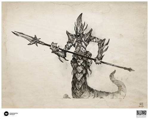 Book of Adria: A Diablo Bestiary   Deceiver