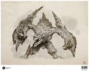 Book of Adria: A Diablo Bestiary | Armored Destroy