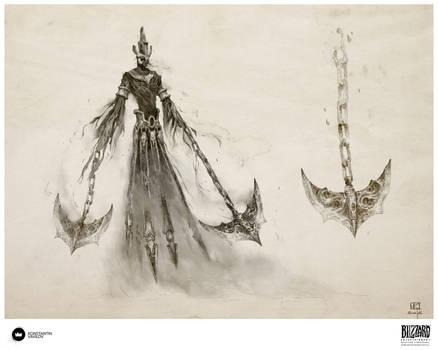 Book of Adria: A Diablo Bestiary | Dune Dervish