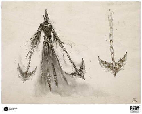 Book of Adria: A Diablo Bestiary   Dune Dervish