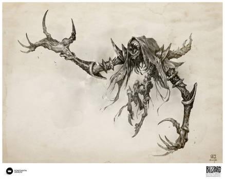 Book of Adria:A Diablo Bestiary Enslaved Nightmare