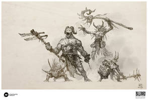 Book of Adria: A Diablo Bestiary | Fallen