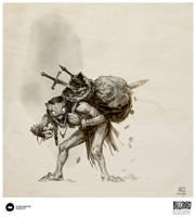 Book of Adria: A Diablo Bestiary | Treasure Goblin