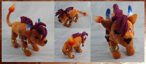 Red XIII Nanaki