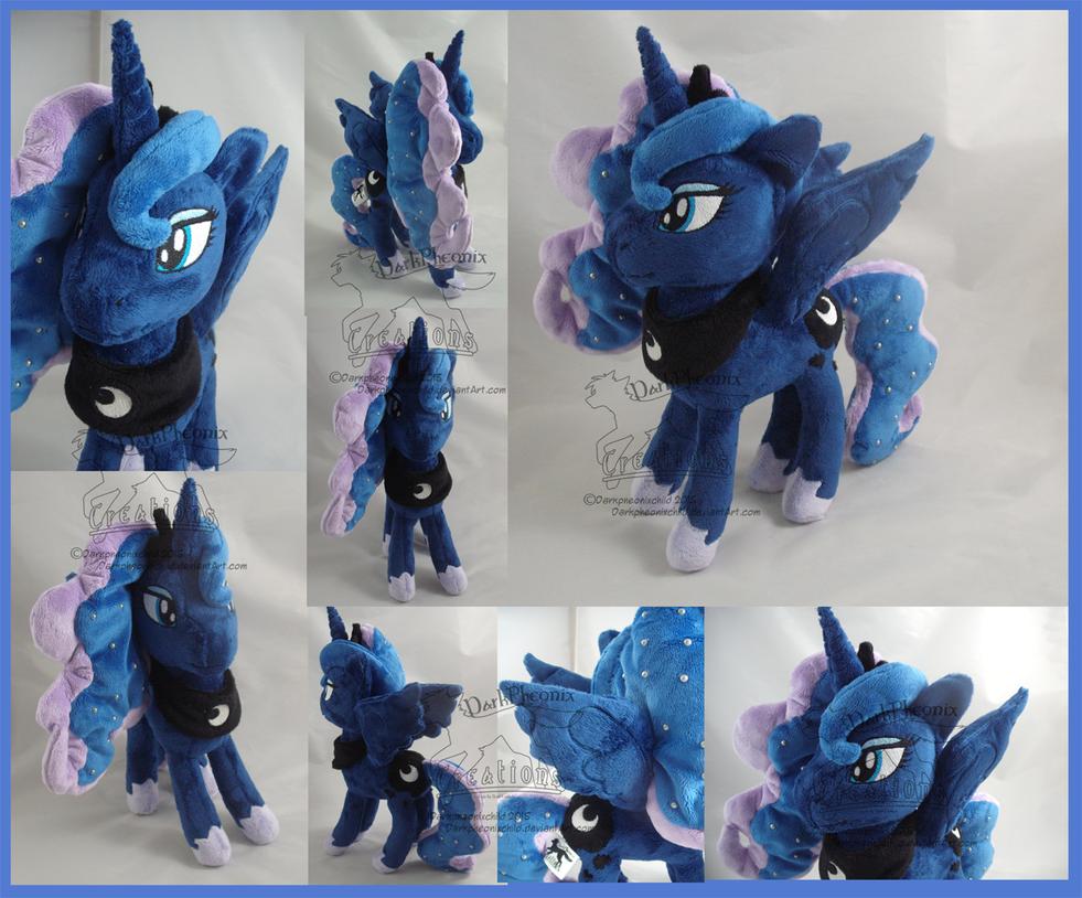MLP FIM Luna by darkpheonixchild