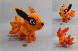 Chibi Kurama Naruto SOLD by FaytsCreations