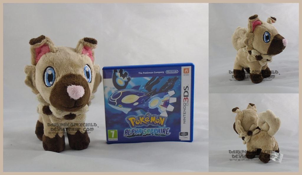 how to catch rockruff in pokemon sun