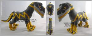 Dragon Booster Beau by FaytsCreations