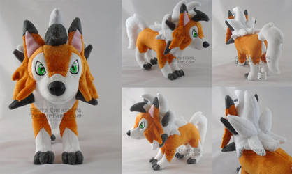 Dusk lycanroc SOLD by FaytsCreations