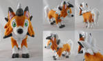 Dusk lycanroc SOLD