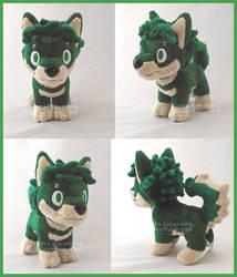 Deku puppy BNHA by FaytsCreations