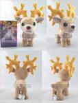 FE3H Golden Deer by FaytsCreations