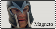 Magneto Stamp by VilaWolf