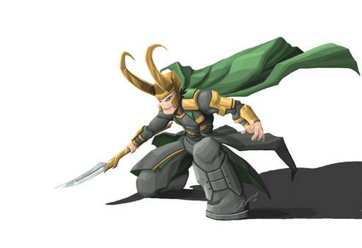 Marvel Villains: Loki